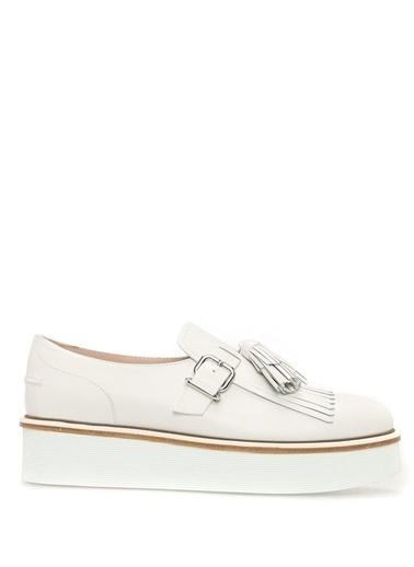Tod's Ayakkabı Beyaz